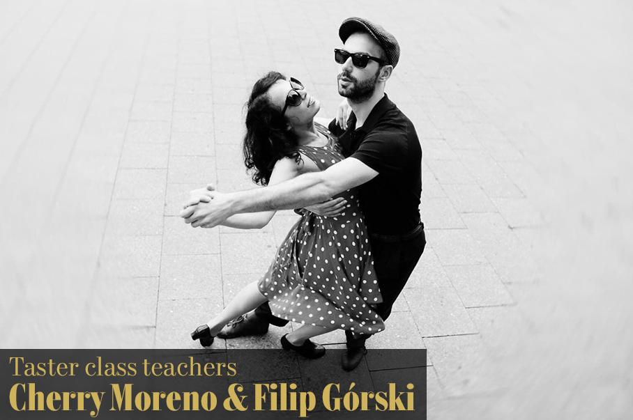 Cherry Moreno & Filip Górski