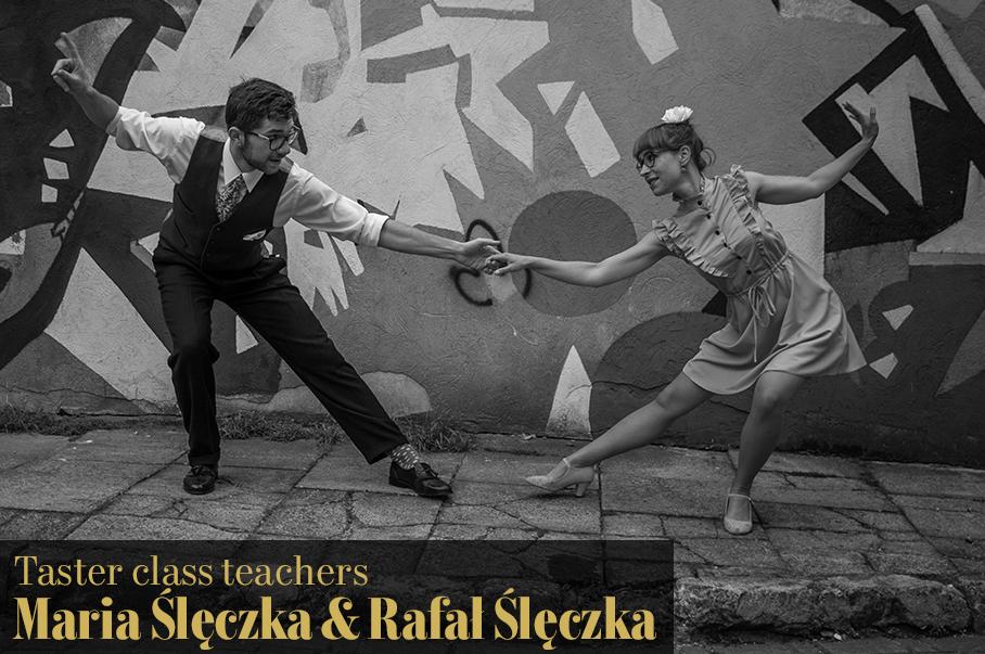 Maria Ślęczka & Rafał Ślęczka